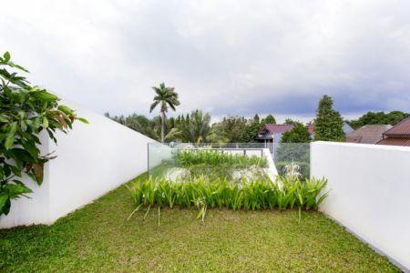 jardin - Breathing House par Atelier Riri - Kota Tangerang Selatan, Indonésie