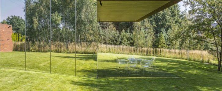 jardin & grande baie vitrée - maison exclusive par KWK Promes - Katowice, Pologne