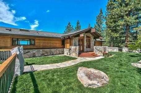 jardin - lake-view-cabin - Nevada, USA