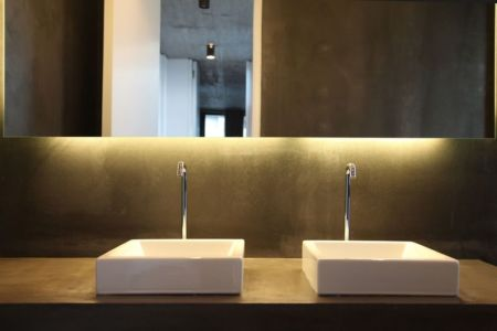 lavabo - A&A-House par WoArchitects - Athènes, Grèce