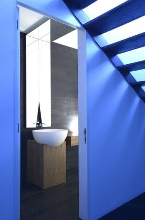 lavabo - Campanario-2 par Axel Duhart Arquitectos - Santiago-Querétaro, Mexique