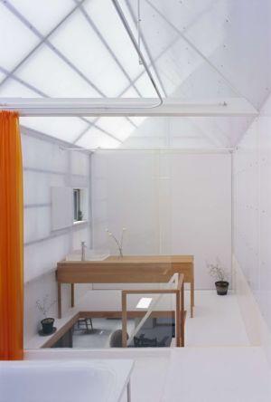 lavabo - House-Yamasaki par Tato Architects-You Shimada - Hyogo,Japon