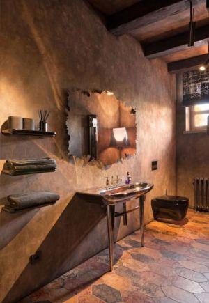 lavabo - Residence-BO par Baraban+design studio - Kiev, Ukraine