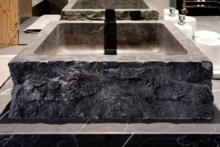 lavabo - Rougemont-Residences Plusdesign - Rougemont, Suisse