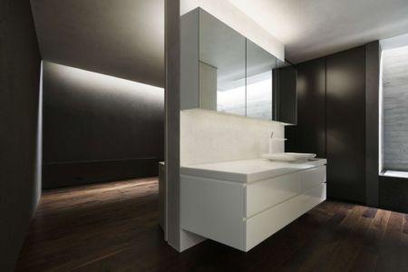 lavabo - SRK par Artechnic - Meguro, Japon