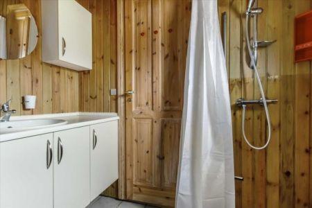 lavabo salle de bains - Tiny-house par Tiny Sod Roofed - Côtes Nord, Danemark