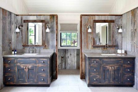 lavabo salle de bains - Triple-L-House par SDG Architecture - San Francisco, USA