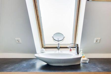 lavabo salle de bains - Vacation-home par Stunning Pyramid - Thingvellir, Islande