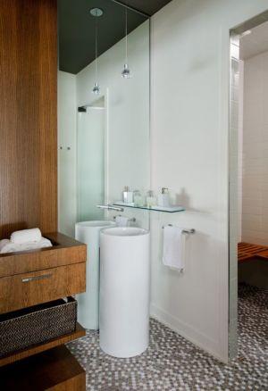 lavabos salle de bains - Cedrus par Boom Town - Harrington, Canada