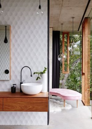 lavabo salle de bains - Husband And Wife Design par jesse bennett - Queensland, Australie