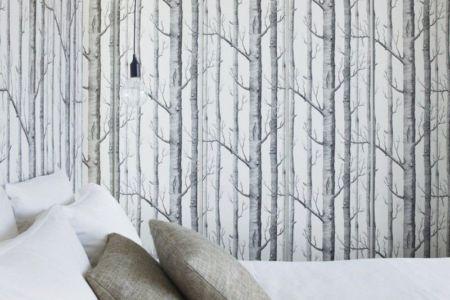 literie chambre - white cube par Matt Gibson Architecture - Melbourne, Australie