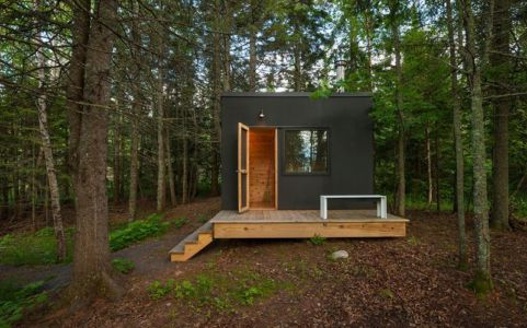 maion secondaire - Lake-House par David Salmela -  Wisconsin, USA