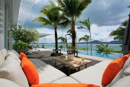 maison face ocean par KplusK Associates - Phuket, Thaïlande + d'infos