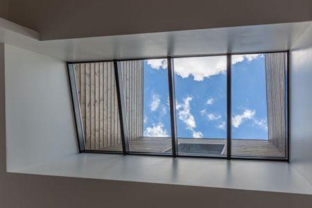 verrière - maison ossature bois par Groupe Futura - France