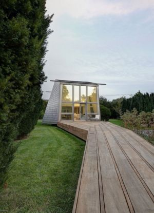 maisonnette - Mothersill par Bates Masi Architects - Water Mill, Usa