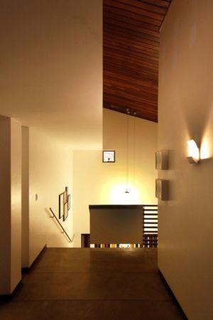 mezzanine - Casa do Arquiteto par Jirau Arquitetura - Pernambuco, Brésil