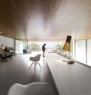 mezzanine - Tetris House par Studio mk27 - São Paulo, Brésil