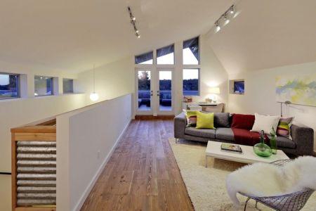 mezzanine - Unique Reclaimed Modern par Dwell Development LLC - Seattle, Usa