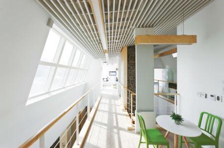 mezzanine étage - E-Green Home par Unsangdong - Jeondae-ri, Corée du Sud