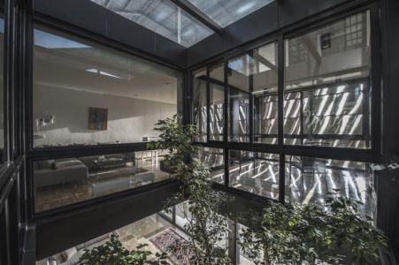 mezzanine étage - Tahan Villa par BLANKPAGE Architects - Kfour, Liban