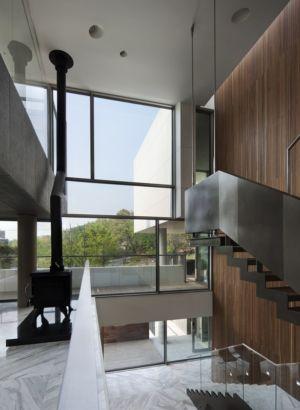 mezzanine et escalier - Customi-Zip par L'EAU design - Gwacheon-si, Corée du Sud
