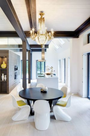 mini séjour design - German-Country-House par Reichel Architectes - Allemagne