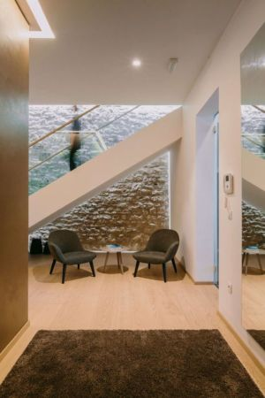 mini salon coin loisirs - House Sperone par Studio Metrocubo - Novigrad, Croatie
