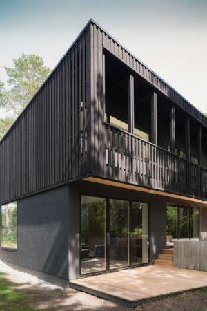 mini terrasse - Torsby III par Max Holst Arkitekt - Stockholm, Suède