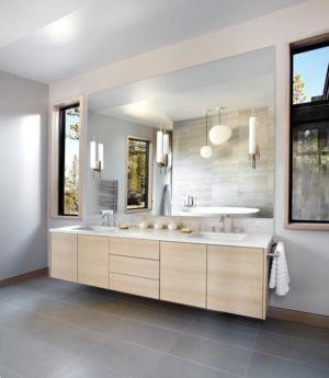 mobilier design salle de bains - butterfly-house par Sagemodern - Californie, USA