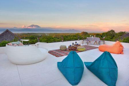 mobilier terrasse toit - jodie-cooper-design par Jodie Cooper Design - Bali, Indonesie