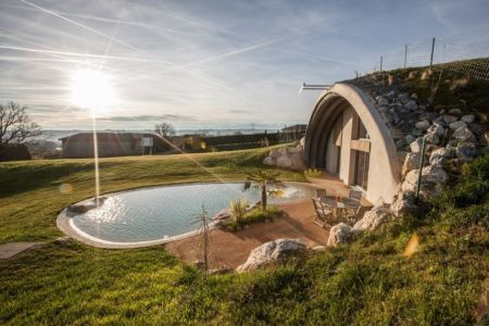 piscine - Naturadome par Natura Dream - France