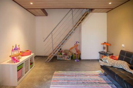 escalier - Naturadome par Natura Dream - France