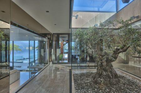 olivier dans entrée - Touristic Villa 'S, M, L' par studio SYNTHESIS - Tivat, Montenegro