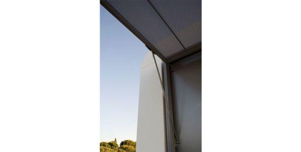ouverture rabattable - Spaceship Home par Noem Spaceship - Madrid, Espagne