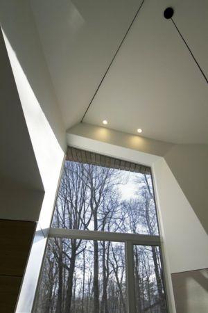 ouverture vitrée - DR_RESIDENCE par SU1 Architects + Design - Connecticut, USA
