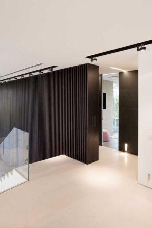 palier étage - Villa Agalarov par SL Project - près de Moscou, Russie