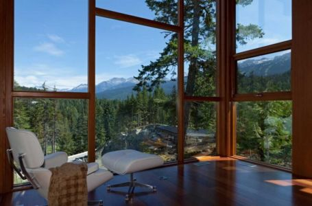 panorama sur la montagne - Lakecrest Residence by aka Architecture + Design - Whistler, Canada