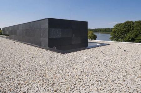 toiutre terrasse - Nemo-house par Mobius Architects - lac Mazurie, Pologne