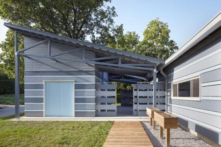 partie garage - Heartland habitat for humanity par El Dorado - Kansas City, Usa