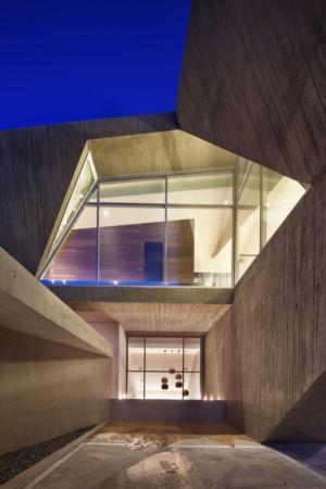 patio - Maison Rivendell par IDMM Architects - Corée du sud
