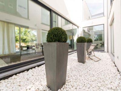 patio - magnifique propriété à vendre à Uccle en Belgique