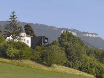 paysage site - Saint-Ange-Residency par Studio Odile Decq - Seyssins, France