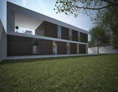 pelouse - maison exclusive par A.Mascow Architects - Almaty,Kazakhstan