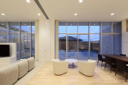 petit coin salon - ks-architects par ks-architects - Nagoya, Japon