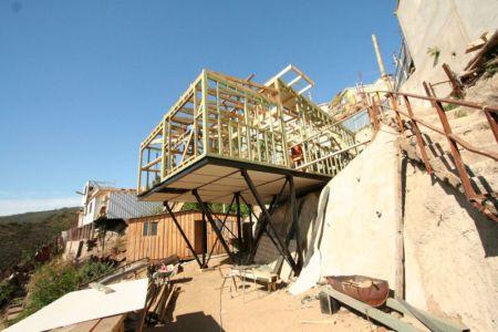 phase reconstruction - Suarez-House par Arq2g-arquitectura - Valparaíso, Chili
