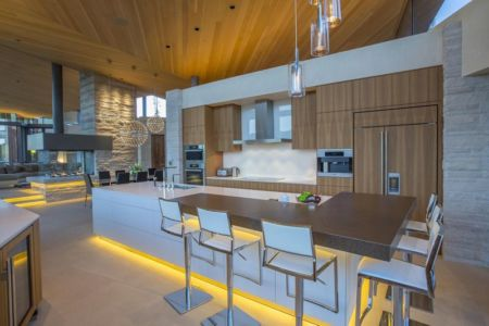 cuisine - home-Colorado par Bill Poss - Colorado, USA