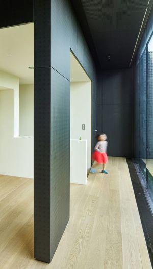 pièce étage supérieur - House-GT par Archinauten - Linz, Autriche