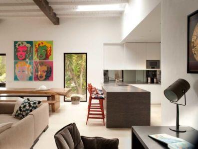 pièce de vie - Ibiza-House par TG-Studio - île-Ibiza, espagne