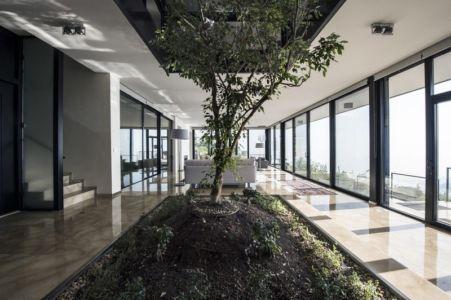 pièce de vie - Tahan Villa par BLANKPAGE Architects - Kfour, Liban