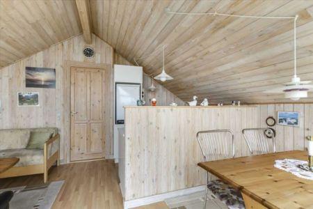 pièce de vie - Tiny-house par Tiny Sod Roofed - Côtes Nord, Danemark